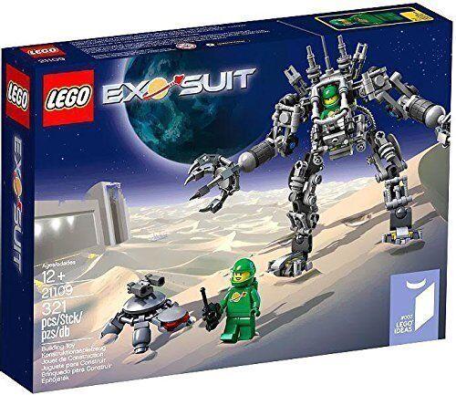 La paix est une bénédiction de fruit Lego Idées 21109 Exo Suit Neuf Emballage Scellé D'Origine | D'être Très Apprécié Et Loué Par Les Consommateurs