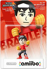 Nintendo Amiibo Character Mii Brawler (smash Bros Collection) ACC