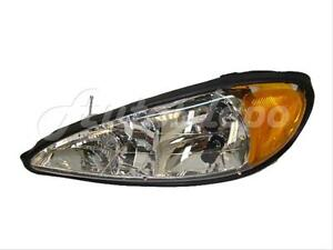 Image Is Loading For 99 05 Pontiac Grand Am Headlamp Headlight