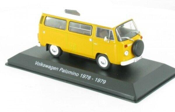 1 43 Ixo VW T2 Palomino 1978 Rechtslenker Camping Car 43  | Hohe Sicherheit