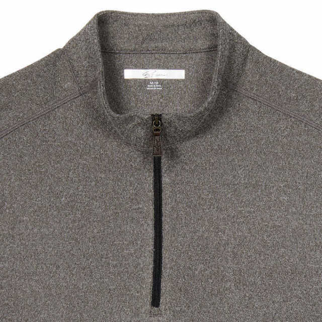 NEW!! Greg Norman Mens 1//4 Zip Pullover Sweatshirt Size /& Color VARIETY!!!