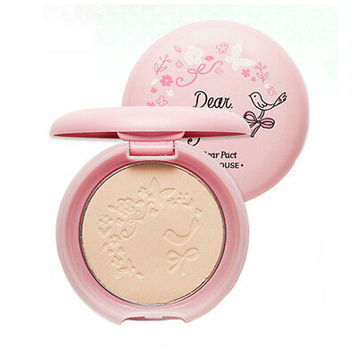 [ETUDE HOUSE]  Dear Girls Be Clear Pact 10g / Korea cosmetic