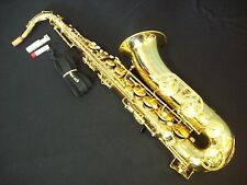 NICE! EVETTE By BUFFET CRAMPON TENOR SAXOPHONE WITH ORIGINAL NECK + CASE + BONUS