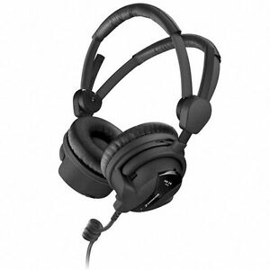 Sennheiser-HD26-PRO-Closed-Professional-Dynamic-Headphone-With-Cable-Clip-NEW