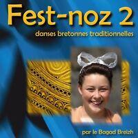 Cd Fest-noz Vol. 2 - Danses Bretonnes Traditionnelles