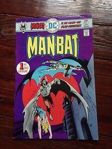 Man-Bat-1-January-1976-Steve-Ditko-art-Batman-Manbat