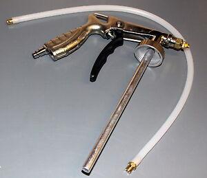 unterbodenschutz pistole mit sonde f r hohlraumkonservierung pistole druckluft ebay. Black Bedroom Furniture Sets. Home Design Ideas