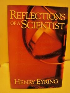 Reflections-of-a-Scientist-by-Henry-Eyring-LDS-MORMON-BOOKS
