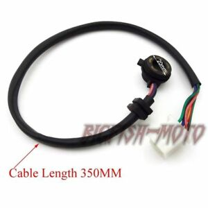 Gear Position Sensor Switch Transmission Indicator 5 Wire Atv Quad
