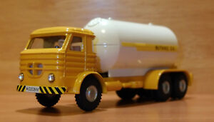 Joal Camion Truck Butano. S.A. Ref 208 Boxed (ODD012)
