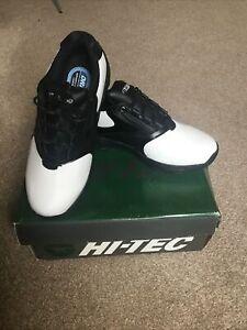 Hi-Tec Dri-Tec Golf Shoes Eagle Hybrid UK Size 6