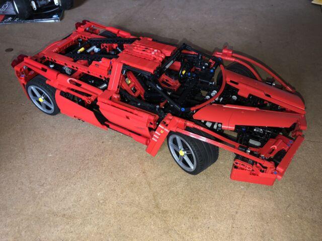 Lego Racers Enzo Ferrari 110 8653 Günstig Kaufen Ebay