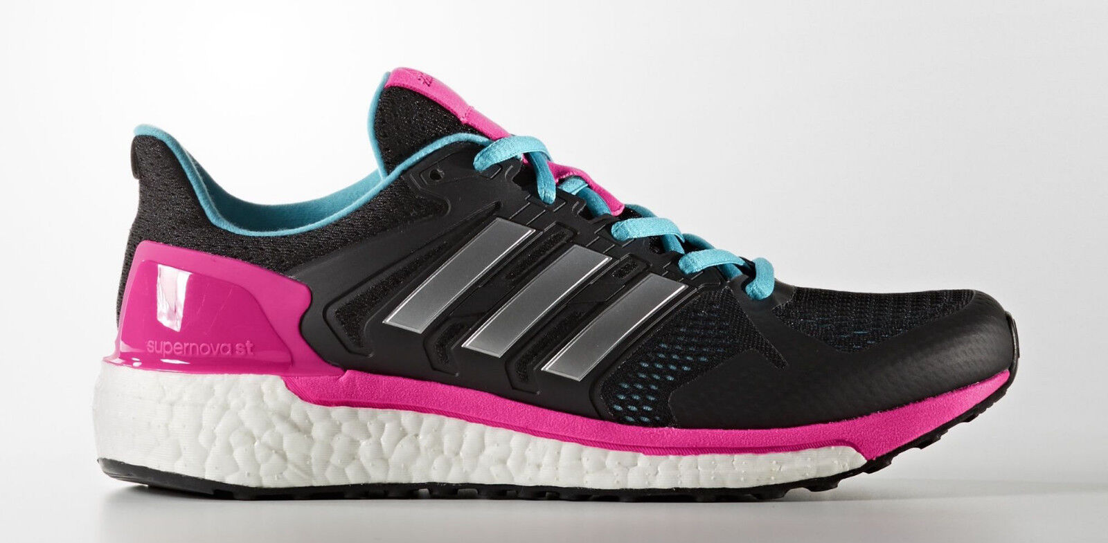 07877a425 ADIDAS SUPERNOVA ST BOOST STRUCTURED WOMENS RUNNING GYM SHOES LADIES  TRAINERS ozidbr9775-Women