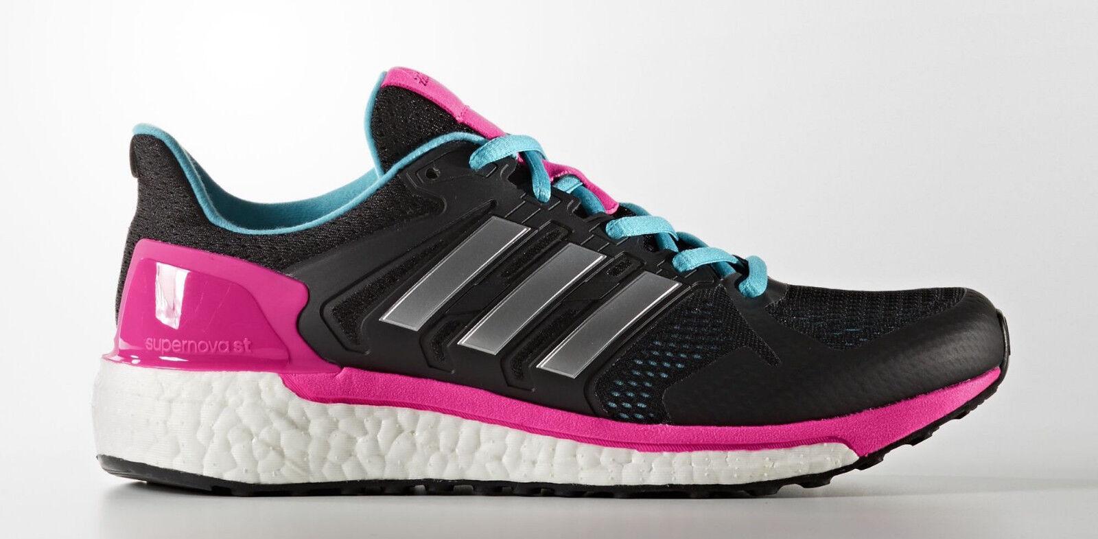 Adidas súpernova Boost estructurado para mujeres Damas Correr St Gimnasio Zapatillas Zapatos