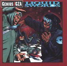 Liquid Swords [Explicit Version] [PA] by GZA (Rap) (CD, Nov-1995, Altered Ego)