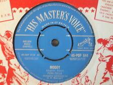 POP 644 Poni Tails- Moody / Oom Pah Polka