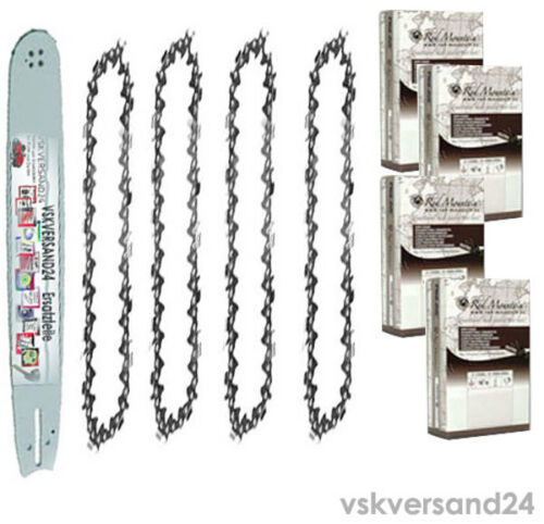 für Makita UC3501 3000 5014 3500 5016 UC3520A  Schwerter Sägeketten Ketten