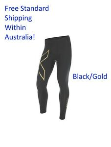 0e0ccf3ae6569 Image is loading 2XU-Mens-MCS-Cross-Training-Compression-Tights-Black-