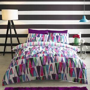 HonnêTeté Opale Linge De Lit Par Zandra Rhodes Designers Bedding Collection Simple Ensemble De Couette-afficher Le Titre D'origine
