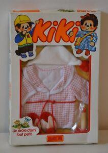 Outfit Clothes Kiki 19cm Nuit Singe Monchhichi Sekiguchi Ajena Tenue Vintage