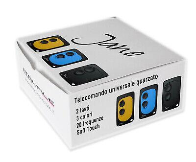 Hart Arbeitend Funkfernsteuerung Universal Jane Q 2 Buttons