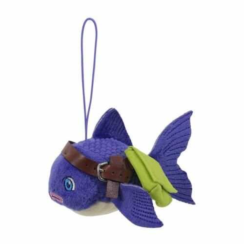 Dragon Quest XI In Search of the Bypassing Time S Plush Mascot Hero //Fish