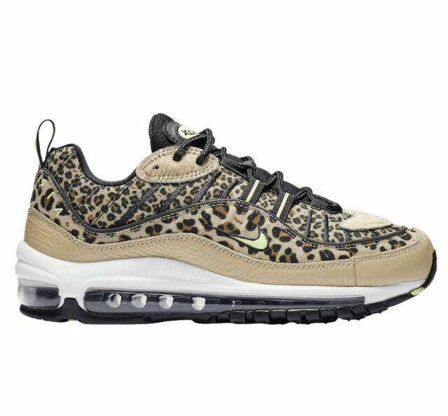 Size 5 - Nike Air Max 98 Premium Leopard 2019 for sale online | eBay