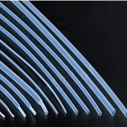Details about  /Φ2-10mm 4:1 PTFE Schrumpfschlauch Heatshrink Tube Schlauche Kabel//Draht Sleeving