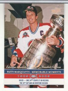 GUY-CARBONNEAU-2008-09-UPPER-DECK-CENTENNIAL-LIMITED-EDITION-298-MTL-CANADIENS