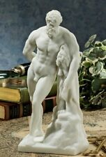 Bonded Marble Resin Statue 1851 Design Toscano Hebe and Ganymede