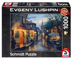 Magische Abendstimmung 1.000 Teile Puzzle Spiel Deutsch 2017 Evgeny Lushpin