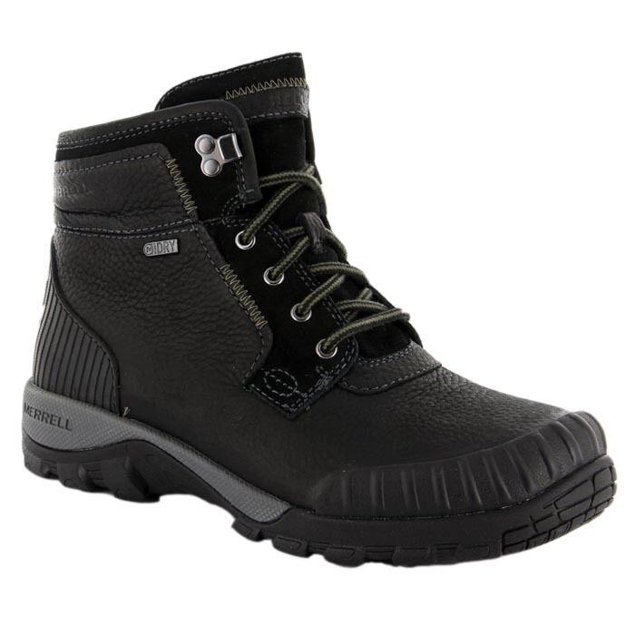 Merrell Himavat Chukka Waterproof J42041 Men's shoes Boots Boots Leather New