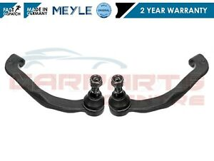 FOR-TRANSPORTER-T5-FRONT-2-OUTER-STEERING-TIE-TRACK-ROD-END-ENDS-MEYLE-GERMANY