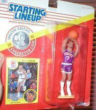 KEVIN JOHNSON NBA 1991 SLU MINT ON CARD