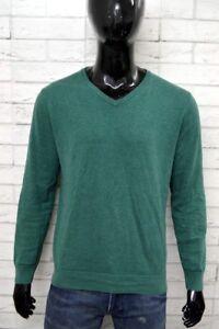 Maglione-TOM-TAILOR-Uomo-Taglia-Size-XL-Pullover-Cardigan-Cotone-Sweater-Man
