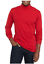 NWT Saddlebred Soft  Motion Stretch Fabric L//S Turtle Neck XL  Red Msrp $30.00