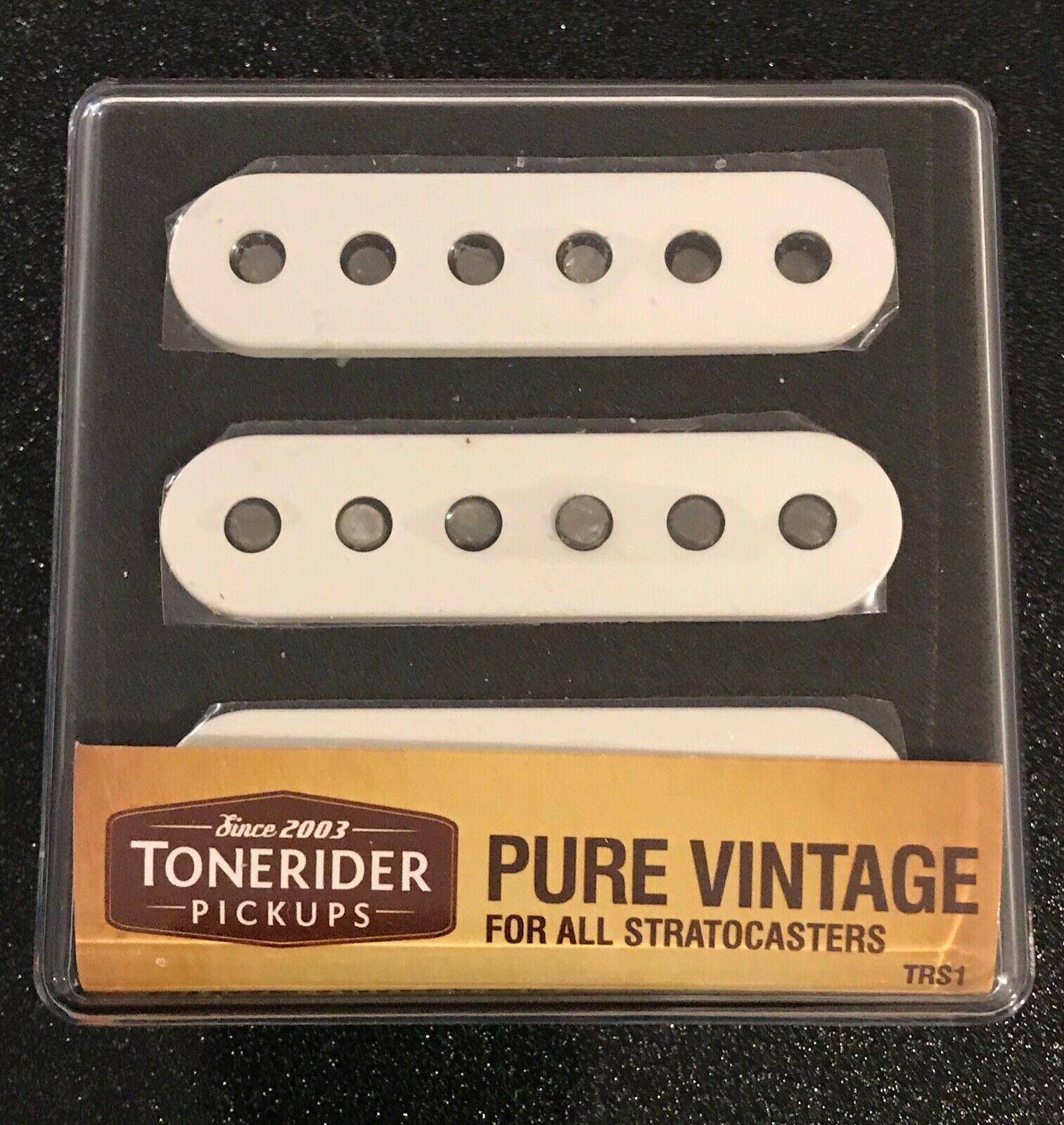 Tonerider Pure Vintage Left Handed Pickup set for Stratocaster. Free Post  Lefty