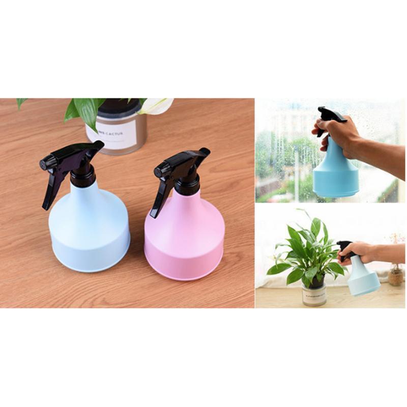 Empty Water Hand Trigger Spray Bottle Garden Plants Watering Clean T