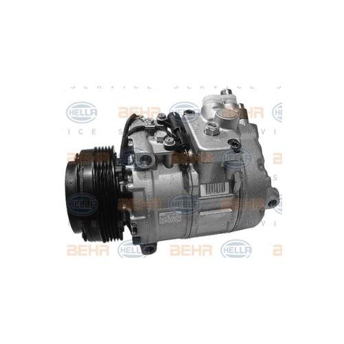 Fits BMW 5 Series E39 M5 Genuine OE Quality Hella A//C Air Con Compressor