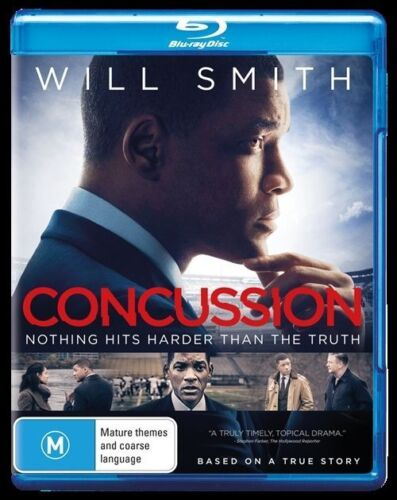 1 of 1 - Concussion : NEW Blu-Ray