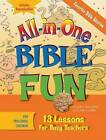 All-in-one Bible Fun Preschool: Favorite Stories of the Bible by Abingdon Press (Paperback, 2010)