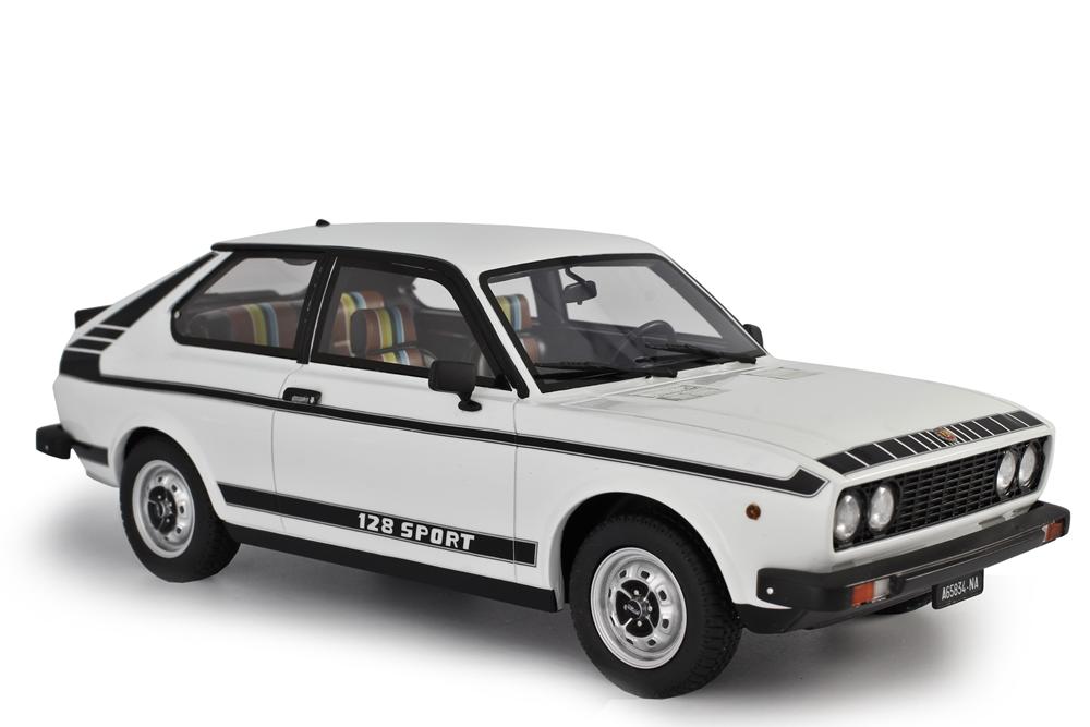 Laudoracing modelle fiat 128 3p 1100 sport 1975 1,18 lm106a