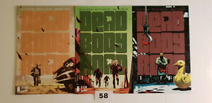 Dead-Body-Road-1-2-3-NM-Image-Comics-Jordan-Scalera