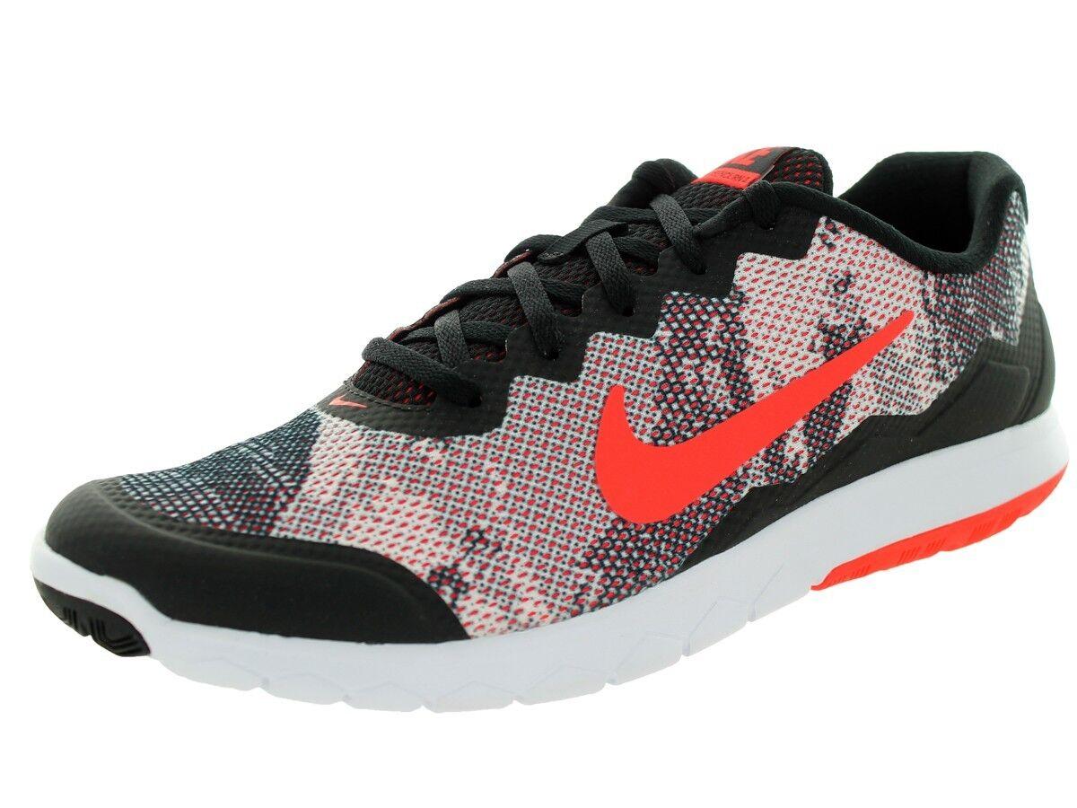 NIKE Flex Experience RN 4 Premium Running Shoes 749174-004 Black/Crimson Size 13