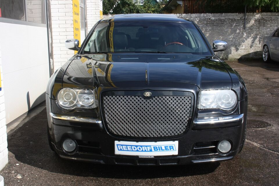 Chrysler 300C 5,7 Hemi aut. Benzin aut. Automatgear