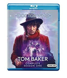 DOCTOR-WHO-TOM-BAKER-SEASON-1-Region-free-BLU-RAY-Sealed
