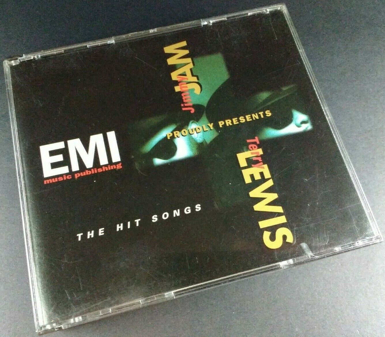 jimmy jam and terry lewis songs