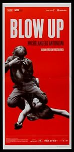 Plakat-Blow-Up-Michelangelo-Antonioni-Redgrave-Hemmings-Miles-Kino-L109