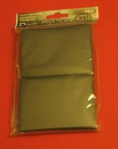 Magic-the-Gathering-UltraPro-Deck-Protector-100x-Sleeves-Black