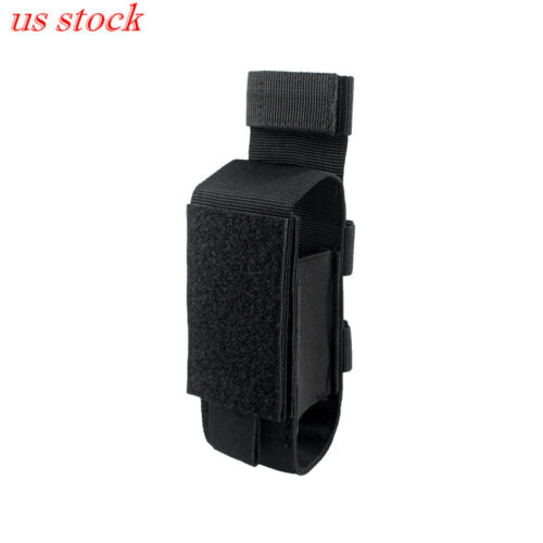 US Tactical MOLLE Pouch EDC Tools Holder Holster EMT Pouch for TQ Shear